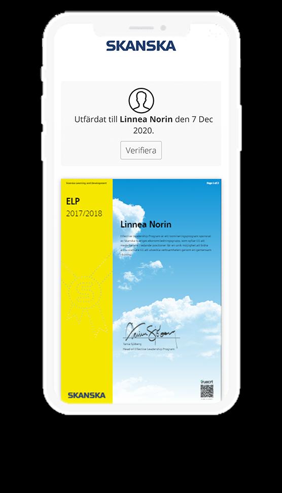 skanska digital diploma
